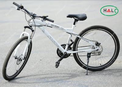 Xe đạp thể thao Shika SK3 (màu trắng)