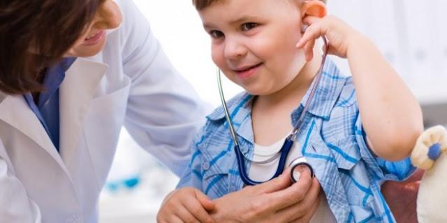 Menjaga Kesehatan Anak Agar Tidak Mudah Sakit