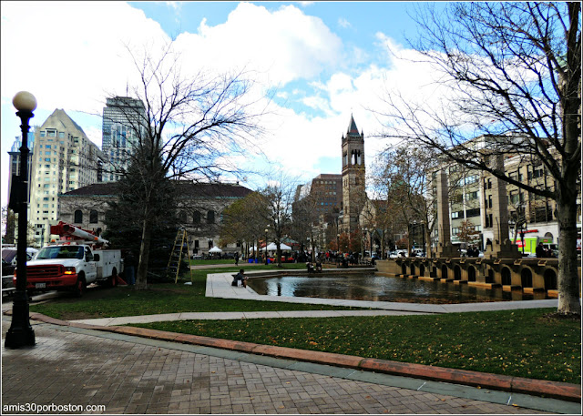 Copley Square: Boston