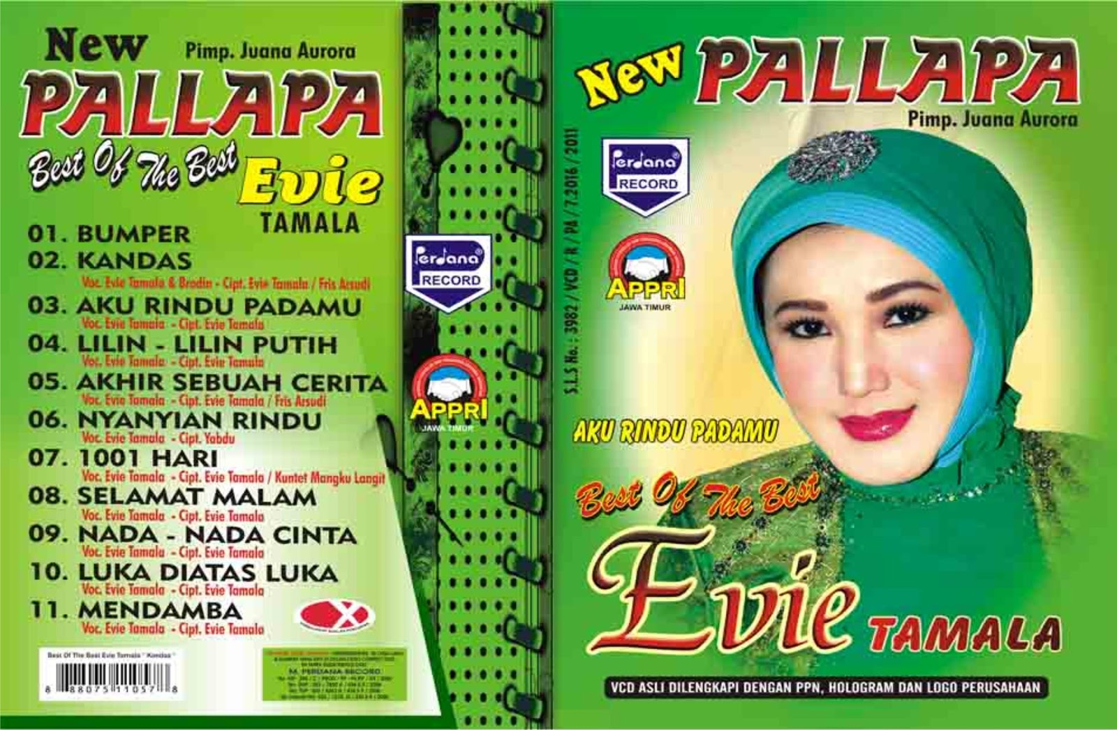 timeless design fad8f 397a8 ... New Pallapa Best Of Evie Tamala Full Album ...