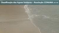 Classificação das águas salobras