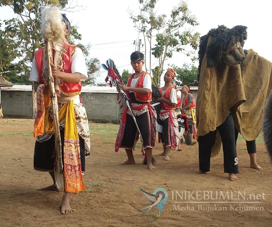 Ebleg Singa Mataram, Grup Ebleg Tertua di Kebumen Gelar Suranan