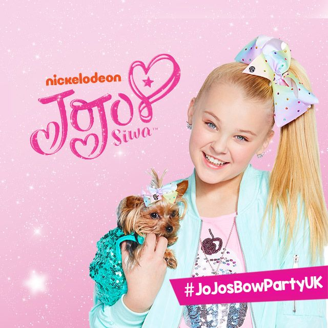 Nickalive uk meet jojo siwa at claires in manchester and before her first ever uk performance at slimefest uk in october you can meet and greet jojo siwa when the nickelodeon star visits the uk this week m4hsunfo