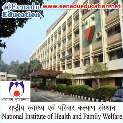 Contract IT posts in National Institute Of Health & Family Welfare (NIHFW)