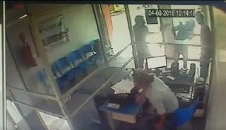Assaltante é morto por PM em tentativa de assalto em Campina Grande; assista vídeo