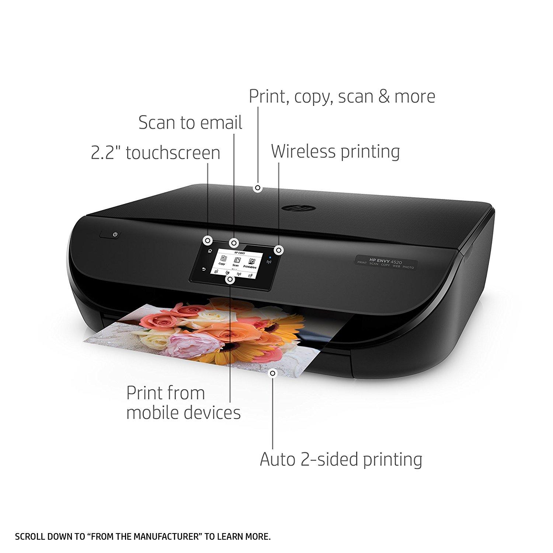 How to setup hp envy 4500 wireless printer on mac | Peatix