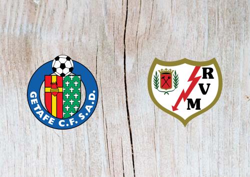 Getafe vs Rayo Vallecano - Highlights 23 February 2019