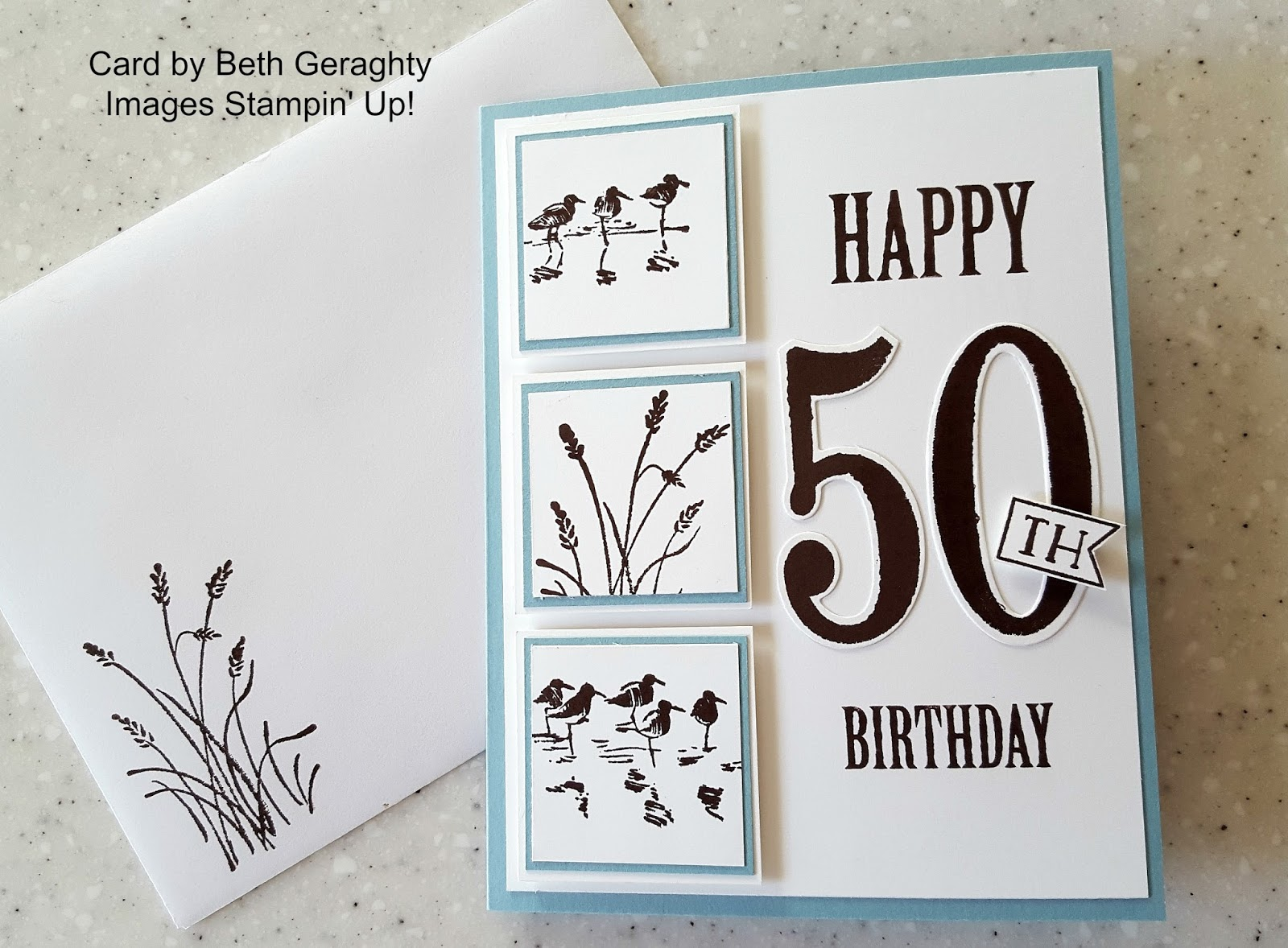 Karen\'s Stampin\' Habit!: Three Cards By Beth G.