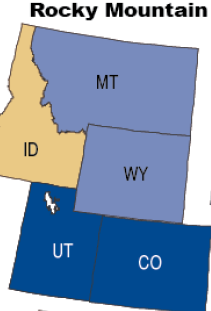 Covid-19's Impact on Medicaid Enrollment in the Rocky Mountain Region