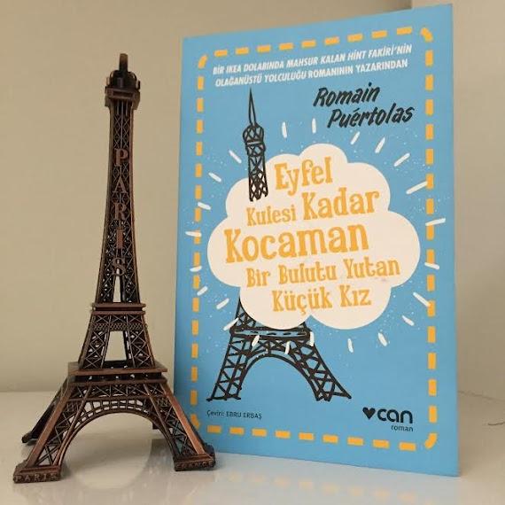 Kitap Yorumları | Eyfel Kulesi Kadar Kocaman Bir Bulutu Yutan Küçük Kız