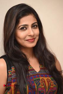 Leona Lishoy Stills at Pilla Rakshasi Audio Launch