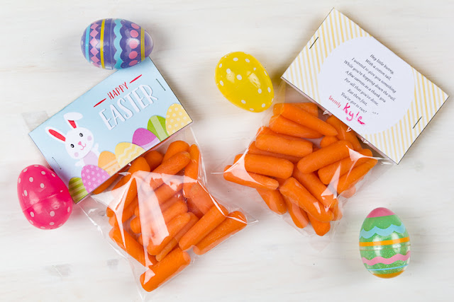 Image: Carrot Poems for the Easter Bunny