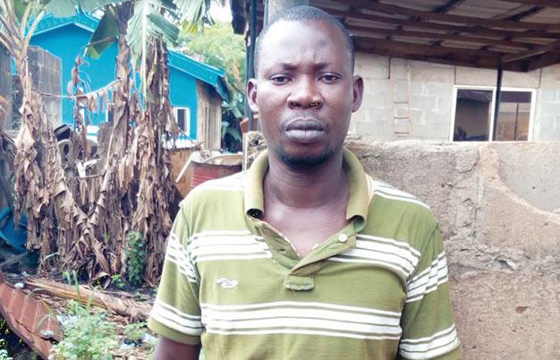 Man allegedly impregnates own daughter in Ogun State