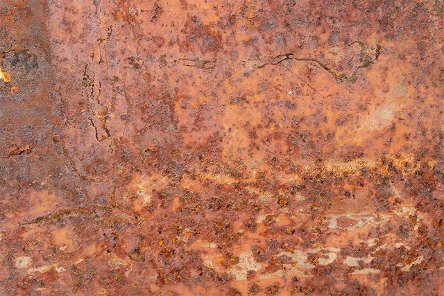 Free Rusty Metal Texture 4