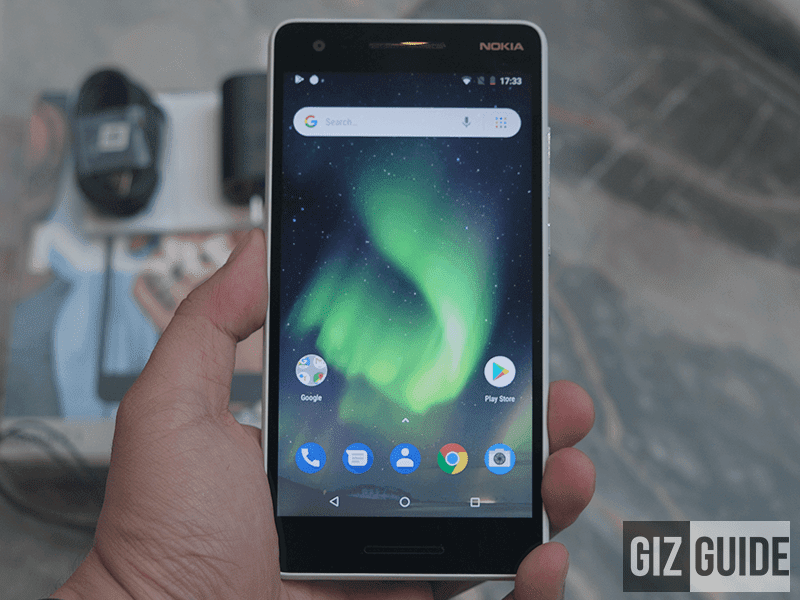Nokia 2.1 Unboxing and First Impressions