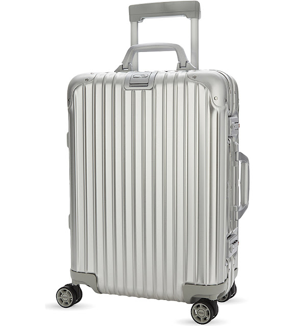 Rimowa cabin Classic Flight suitcase luggage valentine's day gift