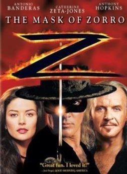 Mặt Nạ Zorro - The Mask of Zorro (1998) | Bản đẹp + Thuyết minh