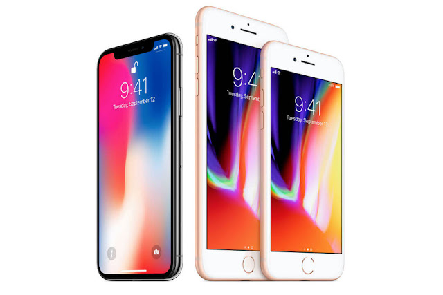 ايفون ٨ ايفون اكس iPhone 8 iPhone X preorders