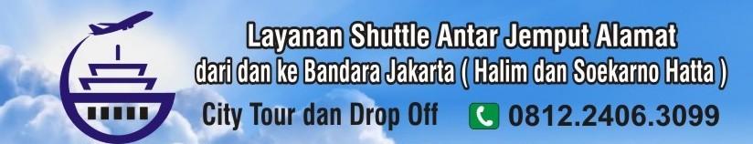 Travel Murah Antar Jemput Alamat Door To Door Jakarta Bandara Soekarno Hatta Halim Perdana Kusumah