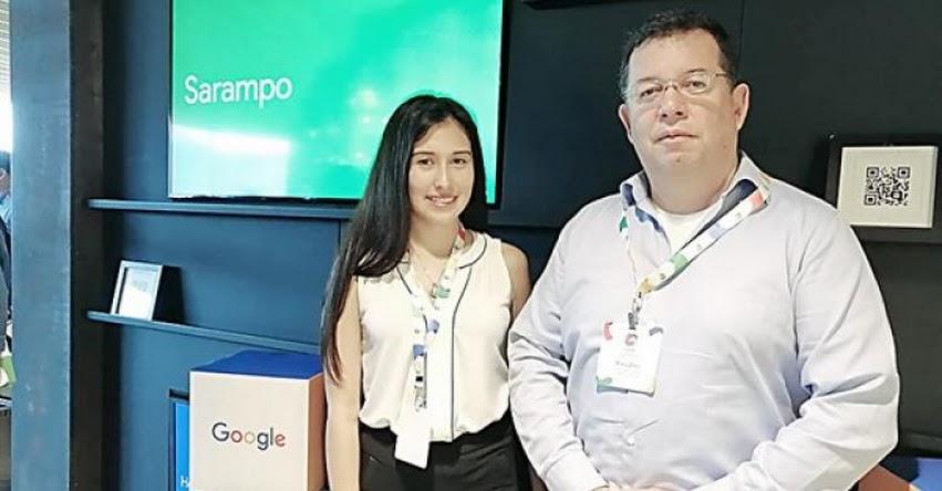 Google premia a dos peruanos por su proyecto que busca, usando un dispositivo móvil, el diagnóstico temprano del autismo en niños