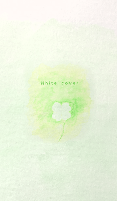 White Clover ~water color~