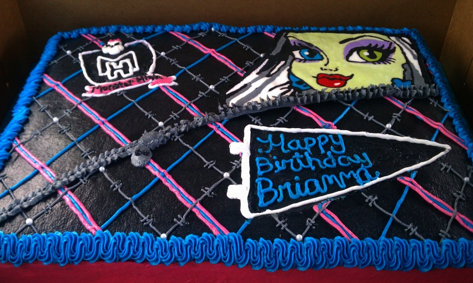 The Cake Bowtique Creative Cakes Gallery Monster High