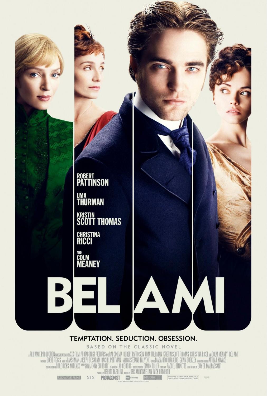 Nonton Film Bel Ami (2012)