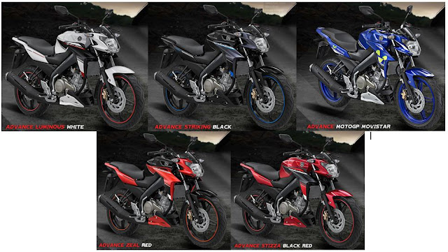 Harga Baru New Yamaha Vixion Advance 2017 Motor Gagah Untuk Para Pria