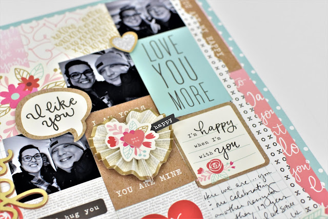 Don't miss these fabulous projects from our guest blogger @nicolemartel1978 using the Forever My Always products! @pebblesinc