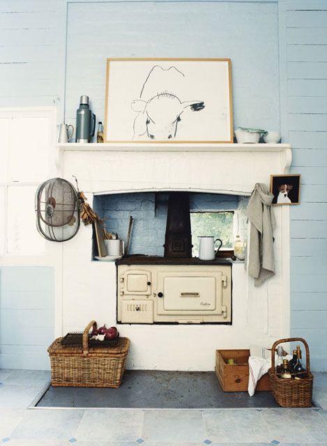 La fabrique d co meubler sa cuisine comme un chef avec - Faire une cheminee en cuisine ...
