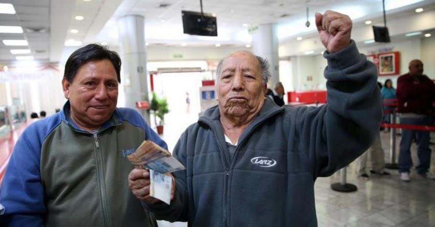 ATENCIÓN FONAVISTAS: Este Jueves 26 de Abril Cobran el Décimo Cuarto Grupo - FONAVI - www.fonavi-st.gob.pe