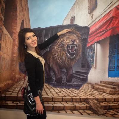 Art - Ben Heine Exhibitions in Russia - Бен Хайне Россия - Pencil Vs Camera - Карандаш против камеры 2015 - photos from Fans 13