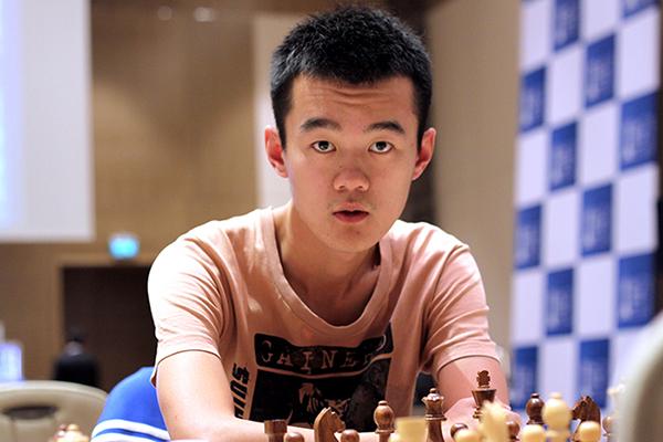 Le meilleur joueur d'échecs chinois Ding Liren - Photo © http://ruchess.ru/