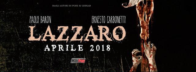 Lazzaro, il primo Zombie [Magic Press]