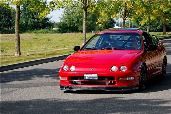 Acura Integra Ls 1994 Modified Cars And Auto Parts