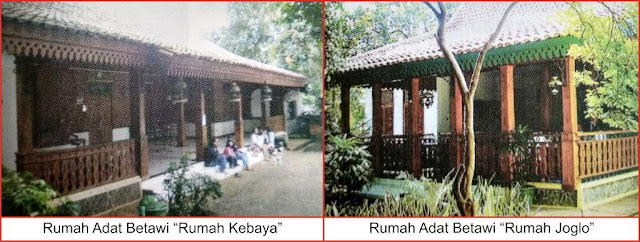 gambar rumah adat betawi
