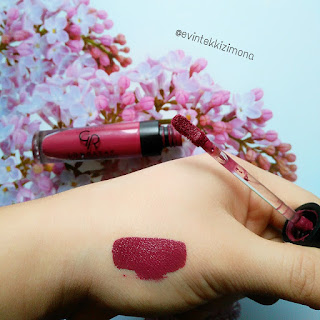 GOLDEN ROSE LONG STAY LIQUID MATTE LİPSTİCK