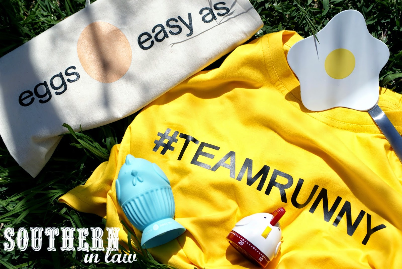 #TeamRunny Eggs Easy As Gift Pack