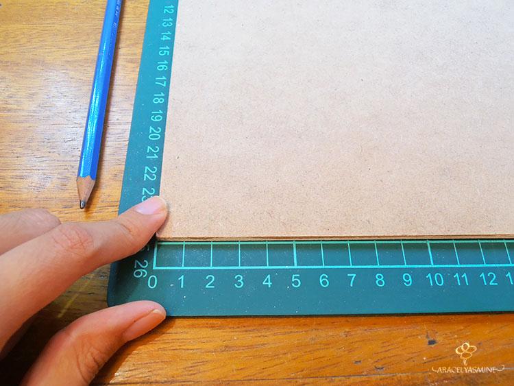 como cambiar el tamaño de las plantillas patrones para repujar en aluminio
