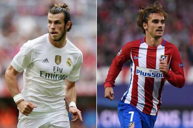 Man United Yakin Akan Boyong Bale, Griezmann