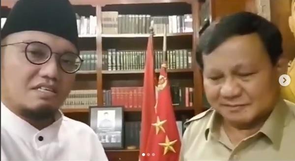"""Soal Tampang Boyolali, Prabowo Siap Diajak Dialog, """"Kalo Gak Boleh Melucu, Tidur Semua Nanti"""""""