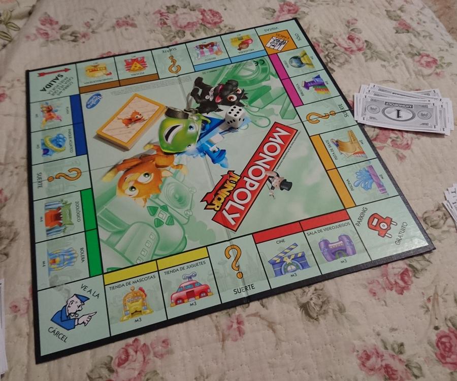 El Rincon De Nuestras Cosas Monopoly Junior