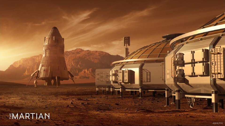 A research by the space scientists on the mission concept to mars