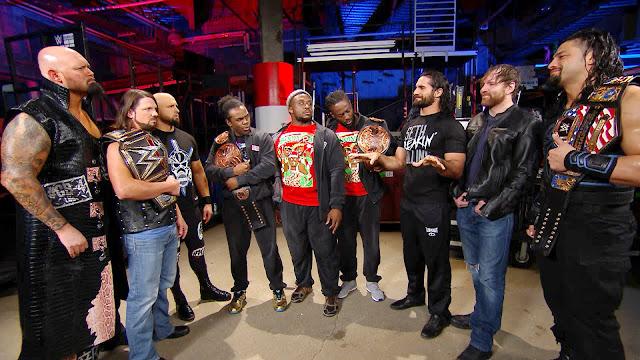 The Club vs. The Shield a jövben? - Seth Rollins válaszolt