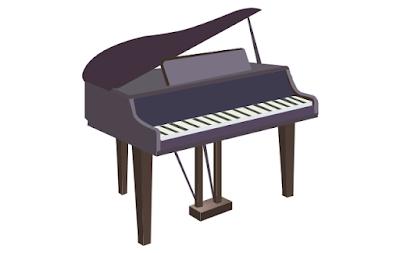 Những điều bạn chưa biết về piano Stencil Piano