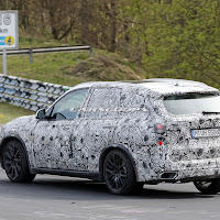 Redesigned 2019 BMW X5 Stretches Its Legs On The Nurburgring