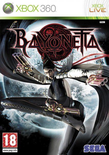 Bayonetta - Xbox360 - Portada