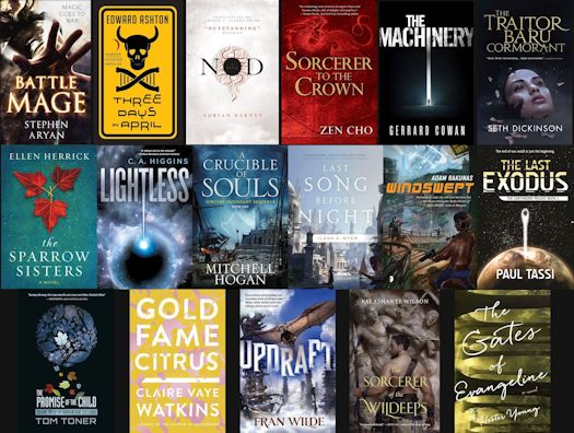 2015 Debut Author Challenge Cover Wars - September Winner
