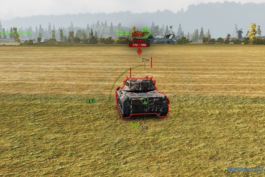 world of tanks auto aim mod
