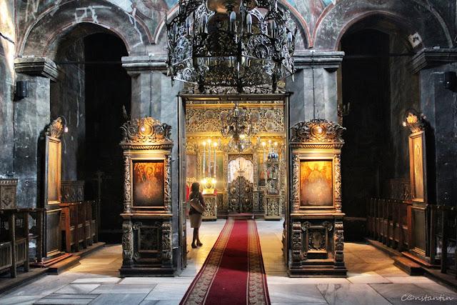 Biserica Golia - interior (anul 2000) - blog FOTO-IDEEA
